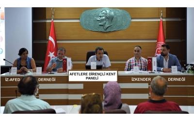 5 Ağustos 2021 Afetlere Dirençli Kent Panelimiz