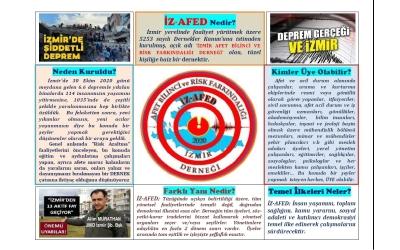 İZ-AFED Broşür